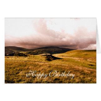 MOUNTAIN VIEWS GREETING CARD