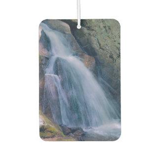 Mountain Waterfall Car Air Freshener