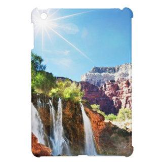Mountain Waterfall Cover For The iPad Mini
