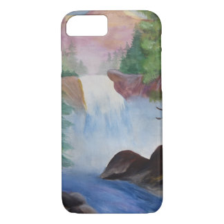 Mountain Waterfall iPhone 8/7 Barely There Case