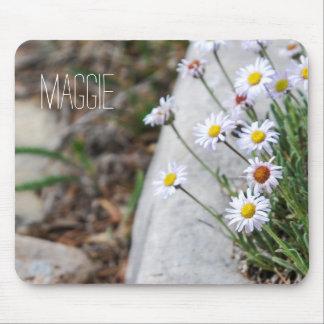 Mountain Wildflowers Mousepad