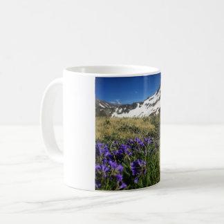 Mountain Wildflowers Summertime Coffee Mug