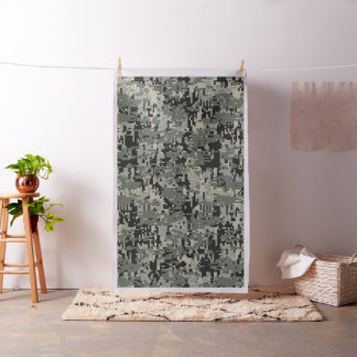 Mountaineer Digital Camo Camouflage Customizable Fabric