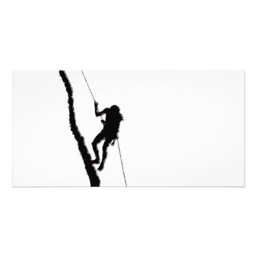 Mountaineer Photo Card