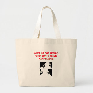 mountaineering tote bags