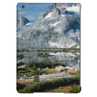 Mountainous Terrain iPad Air Cover