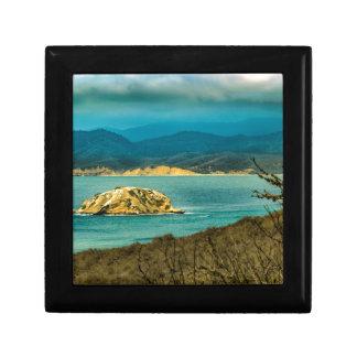 Mountains and Sea at Machalilla National Park Gift Box