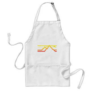 Mountains Aprons