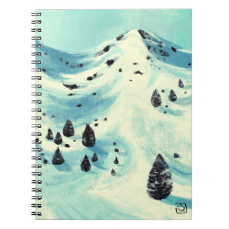 Mountains I Notebook