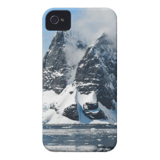 mountains ice bergs Case-Mate iPhone 4 cases