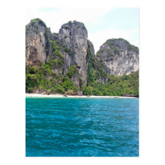 Mountains in Phuket Postcard