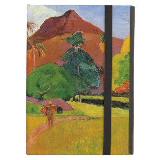 'Mountains in Tahiti' - Paul Gauguin Case For iPad Air