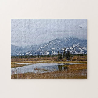 Mountains in the Distance Jigsaw Puzzle