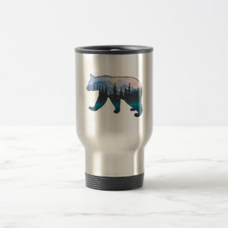Mountains in the Mist Travel Mug