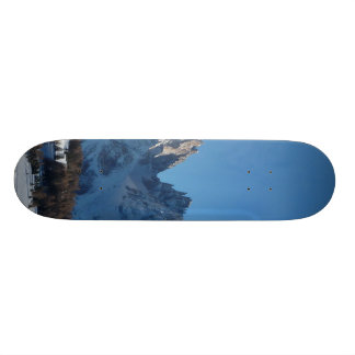 Mountains in the Snow 20.6 Cm Skateboard Deck