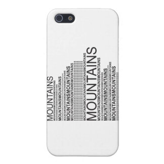 Mountains iPhone 5/5S Cover