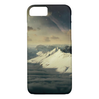 mountains iphone 7 barely case