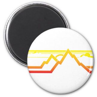 Mountains Magnets