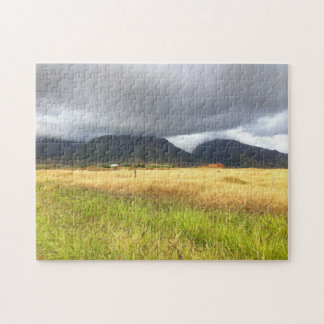 Mountains Near Lahaina, Maui, Hawaii Jigsaw Puzzle