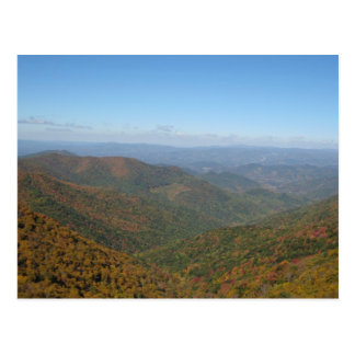 Mountains Of North Carolina Postcard