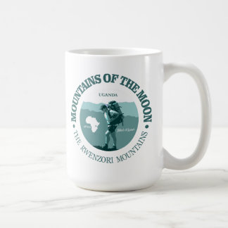 Mountains of the Moon Coffee Mug