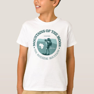 Mountains of the Moon T-Shirt