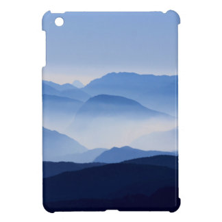 Mountains silhouette cover for the iPad mini