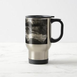 Mountains Travel Mug
