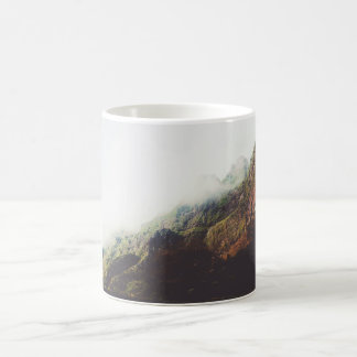 Mountains Wanderlust Adventure Nature Landscape Coffee Mug