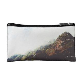 Mountains Wanderlust Adventure Nature Landscape Cosmetics Bags