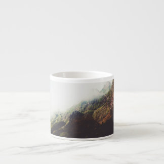 Mountains Wanderlust Adventure Nature Landscape Espresso Cup
