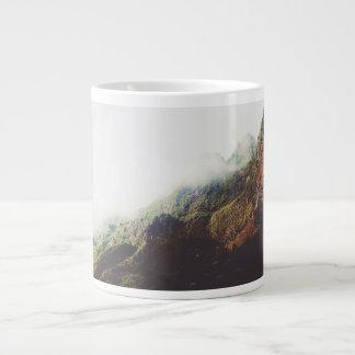 Mountains Wanderlust Adventure Nature Landscape Large Coffee Mug