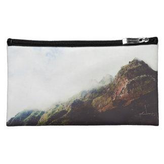 Mountains Wanderlust Adventure Nature Landscape Makeup Bag