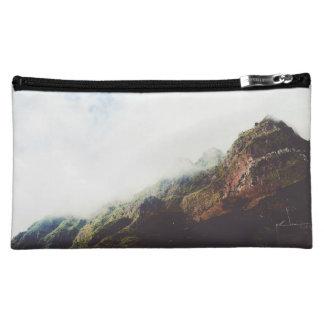 Mountains Wanderlust Adventure Nature Landscape Makeup Bags