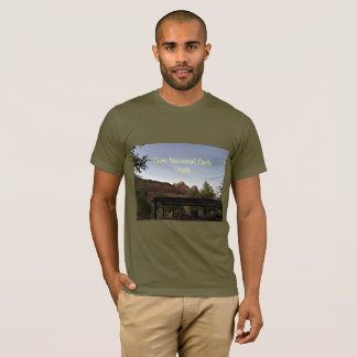 Mountains Zion National Park T-Shirt