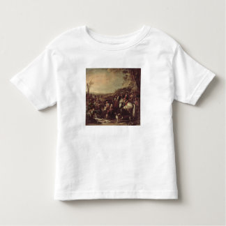Mounted Dragoons of the King's Household, 1737 (oi Toddler T-Shirt