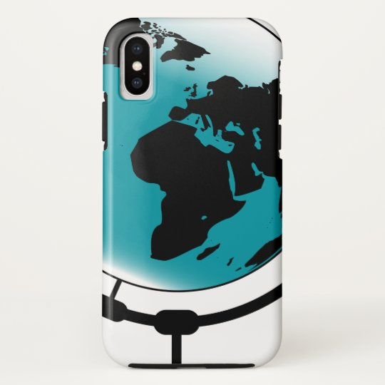 Mounted Globe On Rotating Swivel HTC Vivid Cover