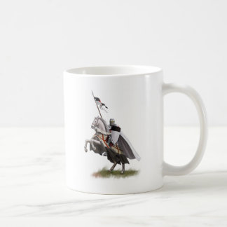 Mounted Knight Templar Coffee Mug