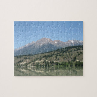 Mountian puzzle