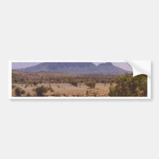 MountLiebig_NorthernTerritory.JPG Bumper Sticker