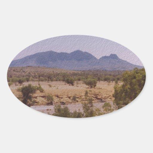 MountLiebig_NorthernTerritory.JPG Sticker