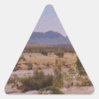 MountLiebig_NorthernTerritory.JPG Triangle Sticker