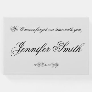 Mournful and Elegant Memories Guestbook