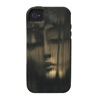 Mournful  Silence iPhone Cover Case-Mate iPhone 4 Cases