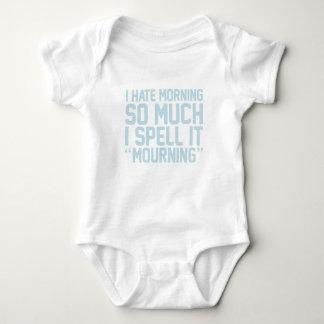 Mourning Baby Bodysuit
