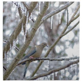 Mourning Dove Napkin