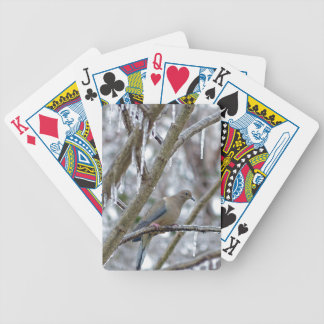 Mourning Dove Poker Deck