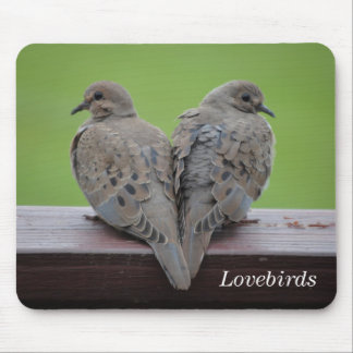 Mourning Doves Mouse Pad