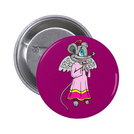 Mouse Angel Buttons