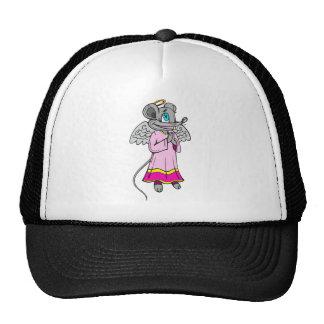 Mouse Angel Cap